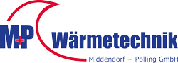 M + P Wärmetechnik Logo